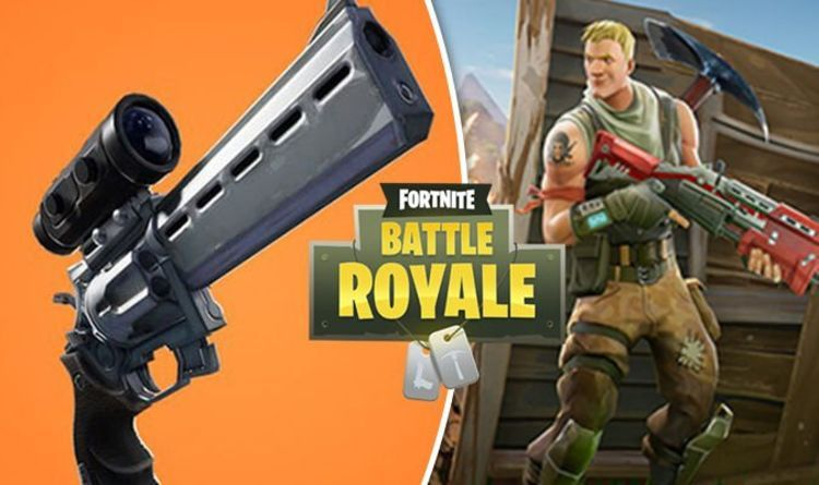 Fortnite Update 7 20 Patch Notes Scoped Revolver Free Save