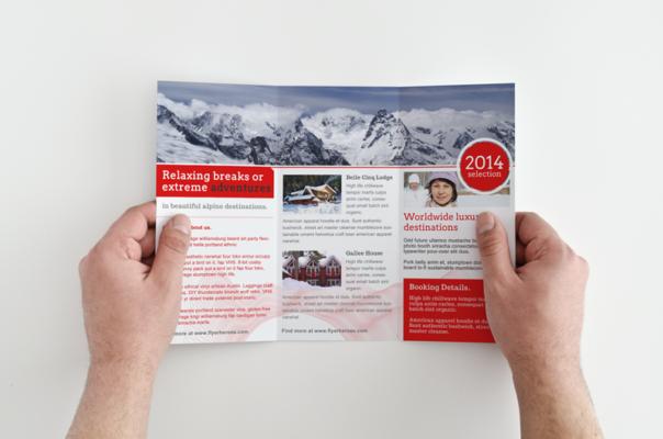 Psd Travel Brochure Template   Travel Brochure Template Psd