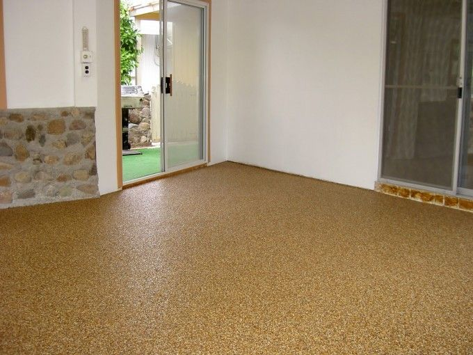 Cement Flooring Ideas Basement Floor And Its Steps