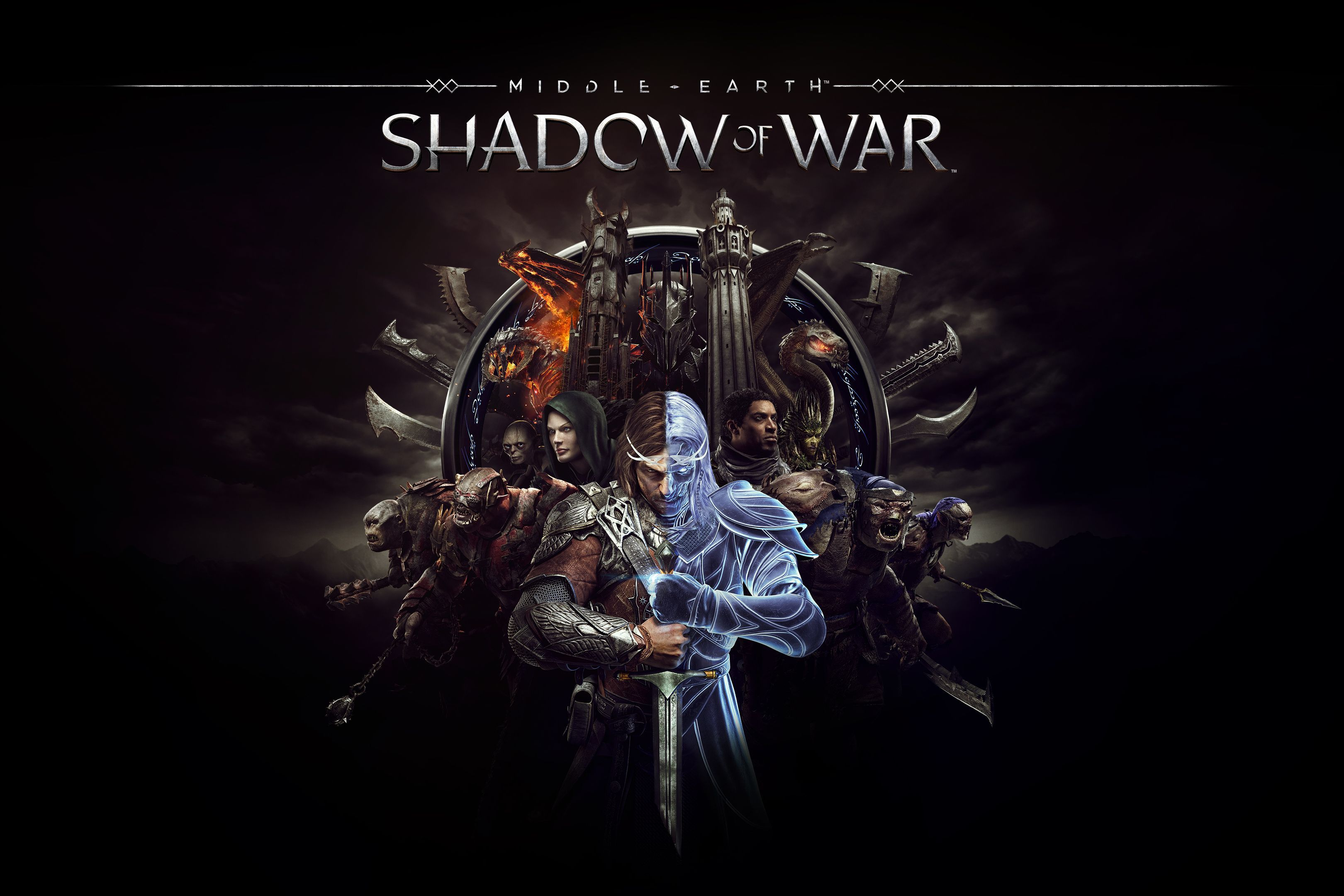 16 Middle Earth Shadow Of War Hd Wallpapers Backgrounds