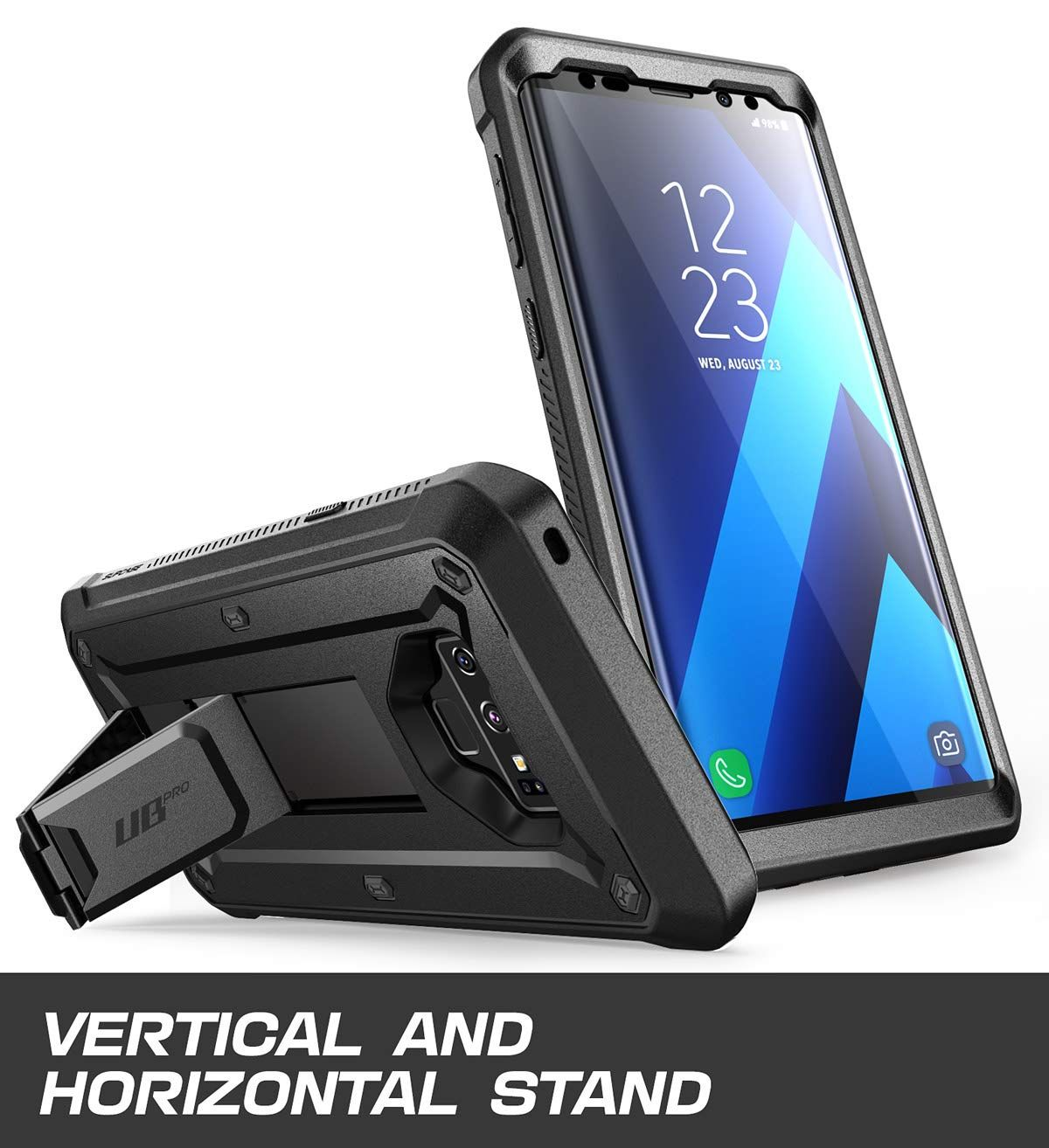 free shipping edf7c c5fa7 Samsung Galaxy Note 9 Case, SUPCASE Full-Body Rugged Holster Case ...