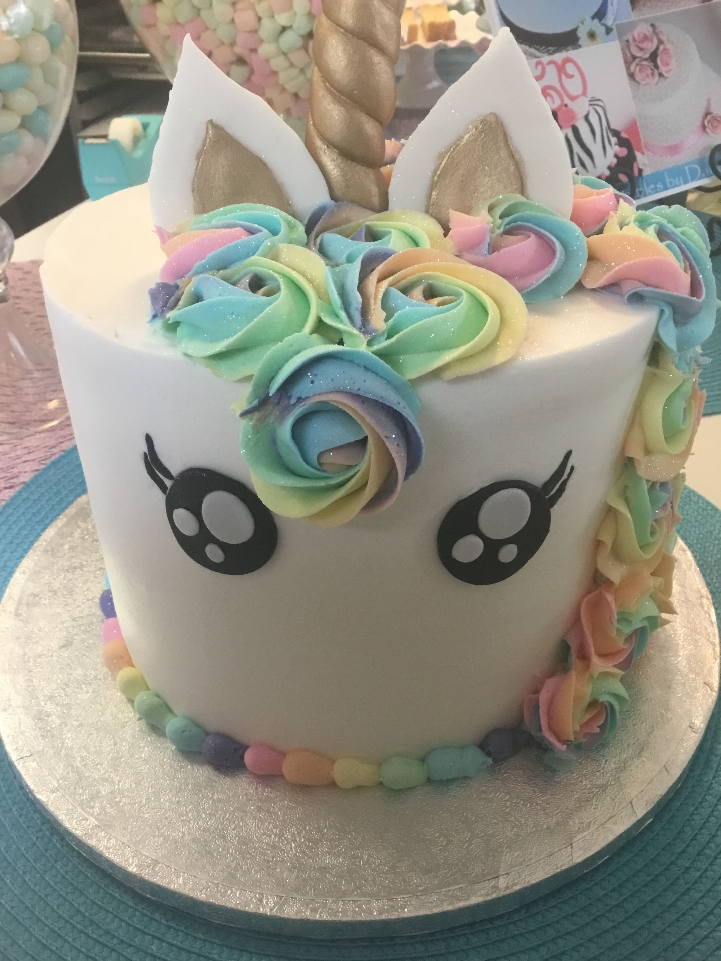 Pin by Delectables by on Birthday Cakes Cake