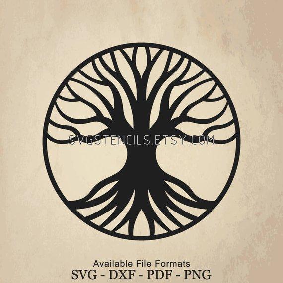 Studio Black SVG Compass Star Stencil Images for Cut Files or Prints Clip Art Silhouette Vector Monogram