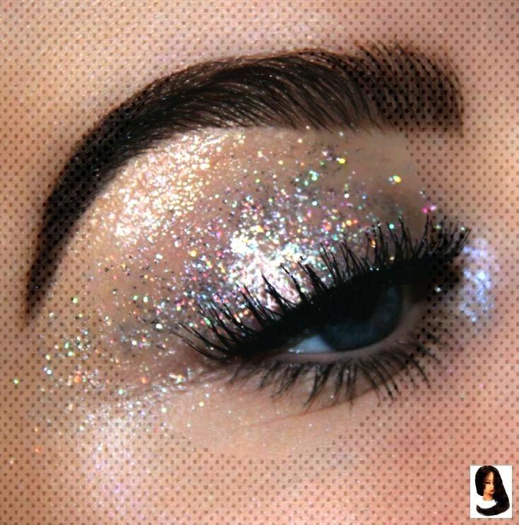 Lidschatten-Paletten, 15 Farben-Glitter-Lidschatten-Puder-Paletten-Make-up - Dress Models - Ingas -