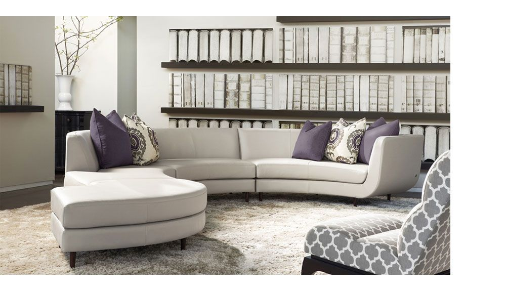 Menlo Park Sofa By Rick Lee For American Leather