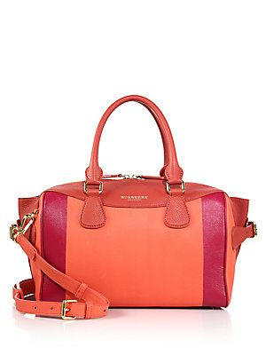 a223d6415 Burberry LL Bee Multicolor Satchel | Bags, shoes and Bling ...