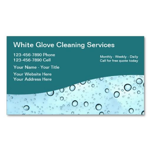 Cleaning service business cards cleaning business cards cleaning service business cards fbccfo Images