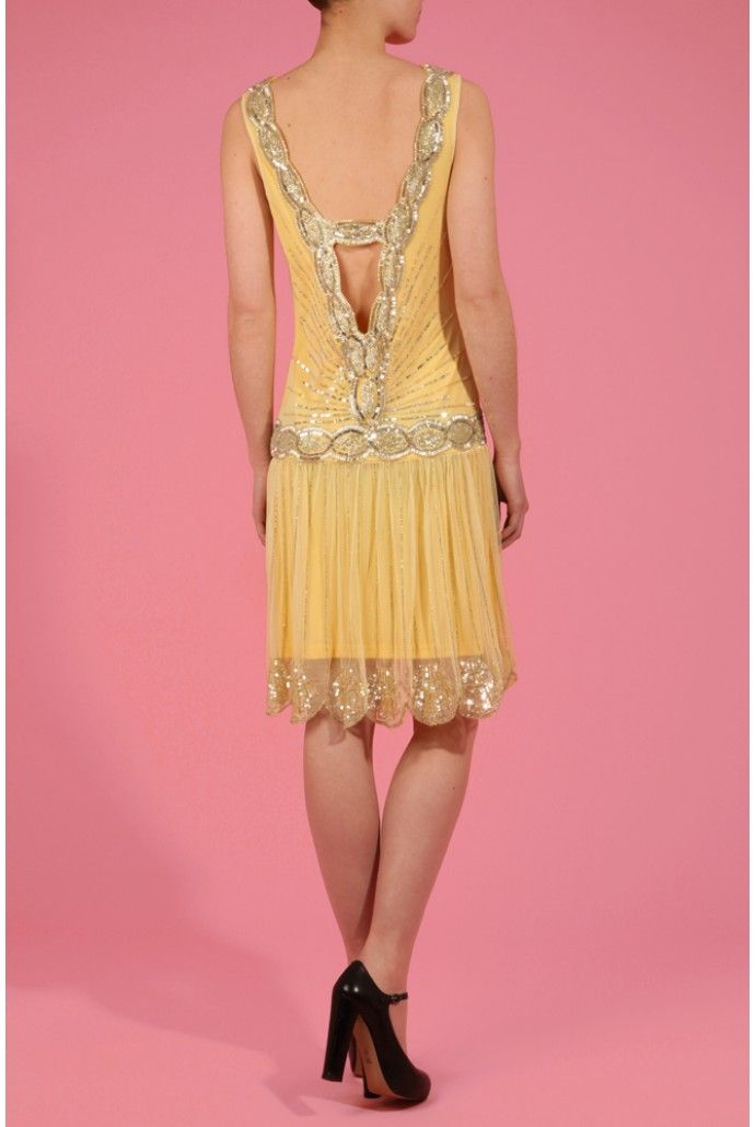 Frock And Frill Zelda Flapper Style Dress - Dresses - Clothing ...