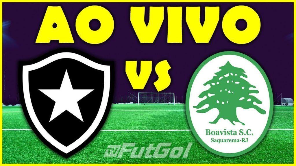 Assistir Ao Vivo Botafogo X Boavista Futebol Online E Na Tv Sportv
