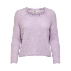 Photo of Nur einfarbige Pullover Frauen nur lila