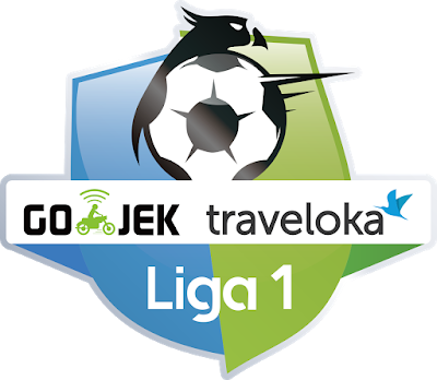 logo gojek traveloka liga 1 indonesia indonesia logo gojek traveloka liga 1 indonesia