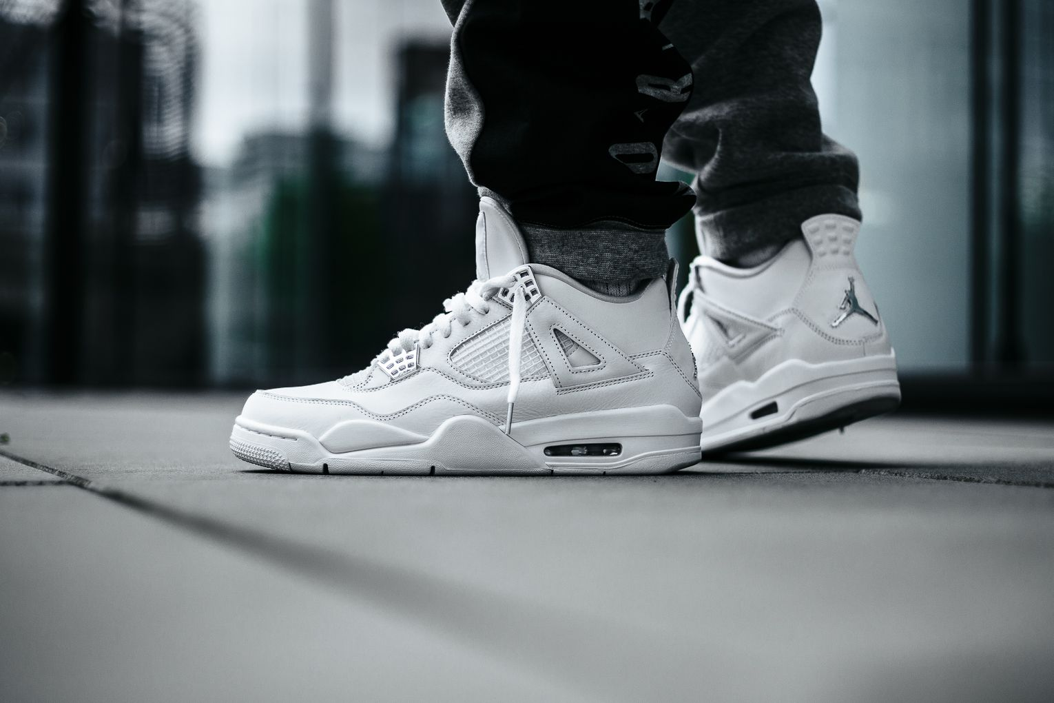 air jordan 4 retro og pure money bstnstore 12 1024x683 Nike Air Jordan IV  Pure Money