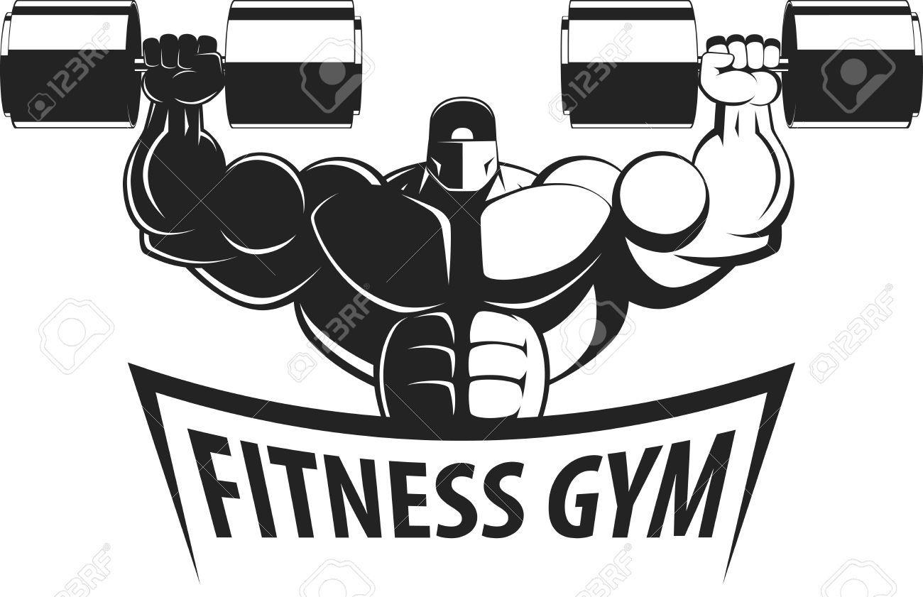 bodybuilder desenho - Pesquisa Google | Cosas Interesantes ... for Bodybuilding Graphic Design  111bof