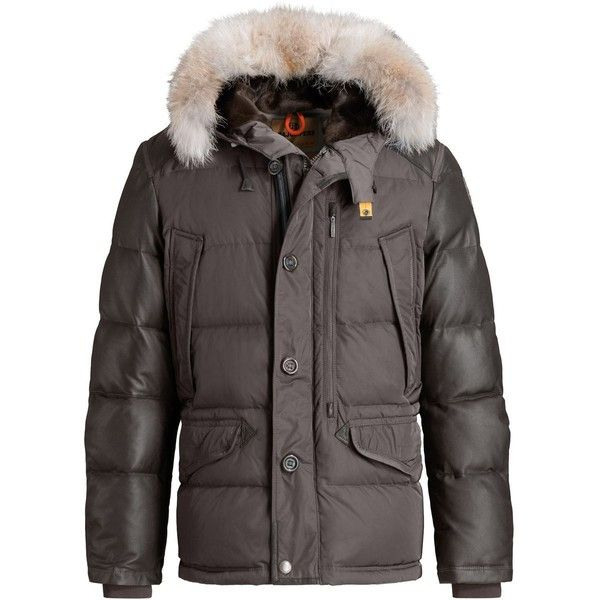 parajumpers forrest down jacket
