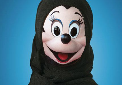 Image result for muslims in disney world
