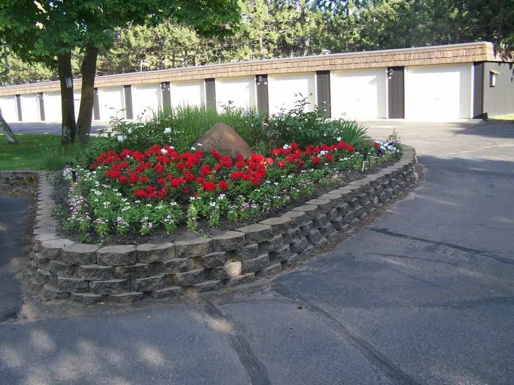 picture raised flower bedjpg provided by larrys landscaping tree service nursery brainerd - Flower Garden Ideas Minnesota