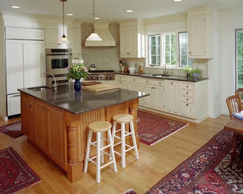 51 small kitchen with islands designs  kitchen design