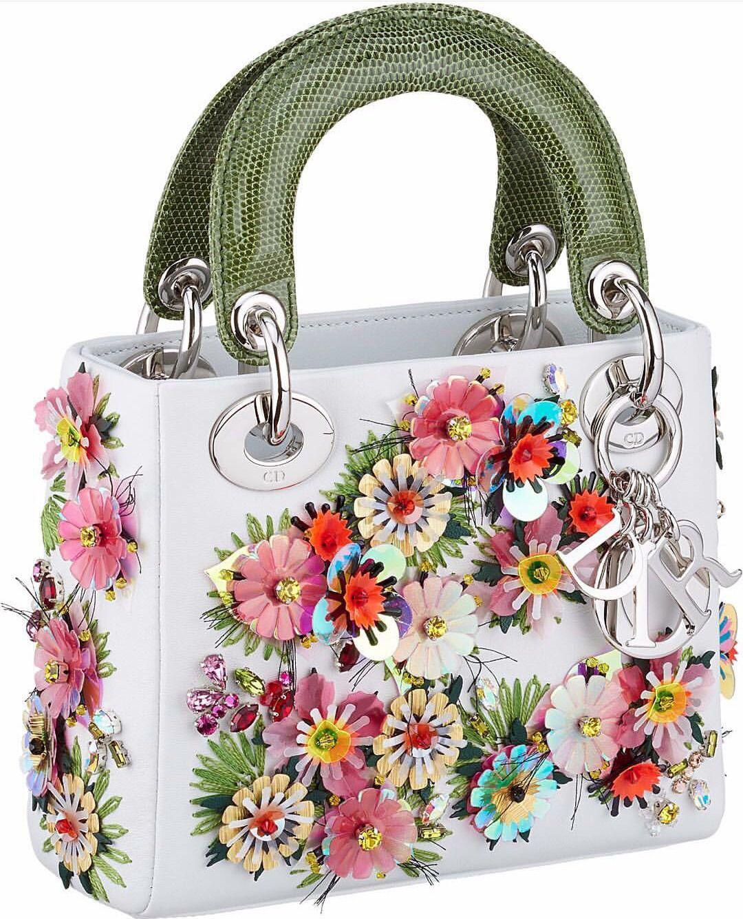 c7e0ed7d4 Dior spring/summer 2016 handbag collection | Simply Dior in 2019 ...