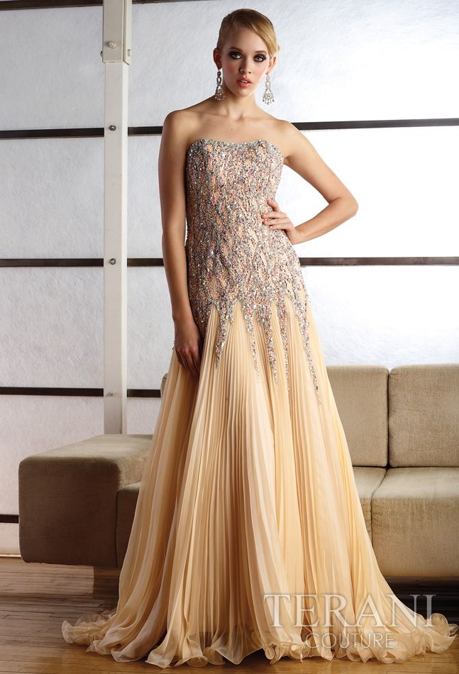 Terani Couture - Evening Dresses, 2012 Prom Dresses, Homecoming ...