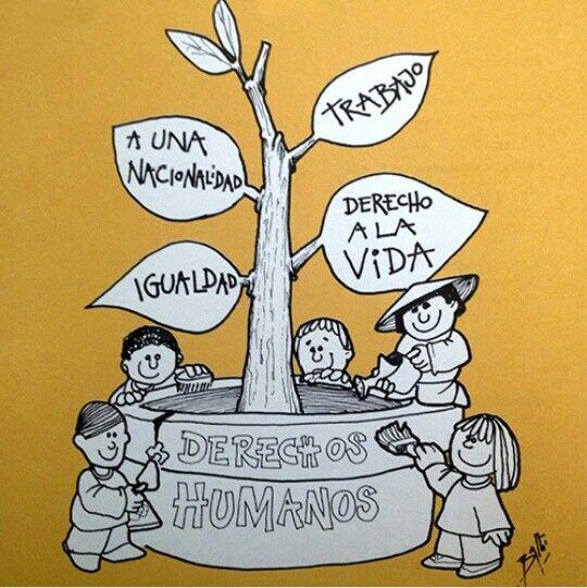 Derechos Humanos Comics