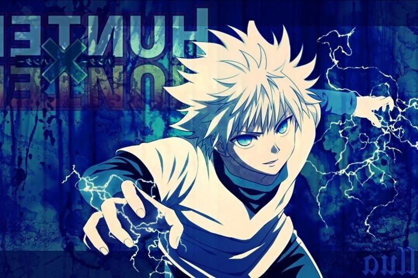 Hunter X Hunter Killua Wallpaper Page 1 Hunter X Hunter Killua Hunter