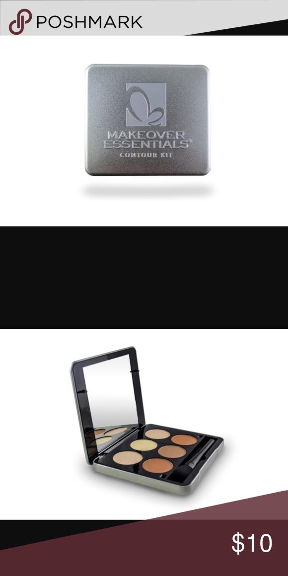 Makeup Essentials contour kit Contour kit, Makeup