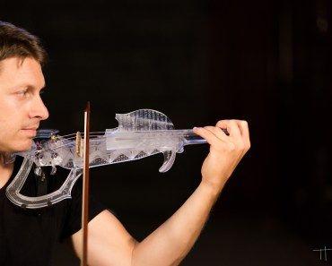 3Dvarius violin