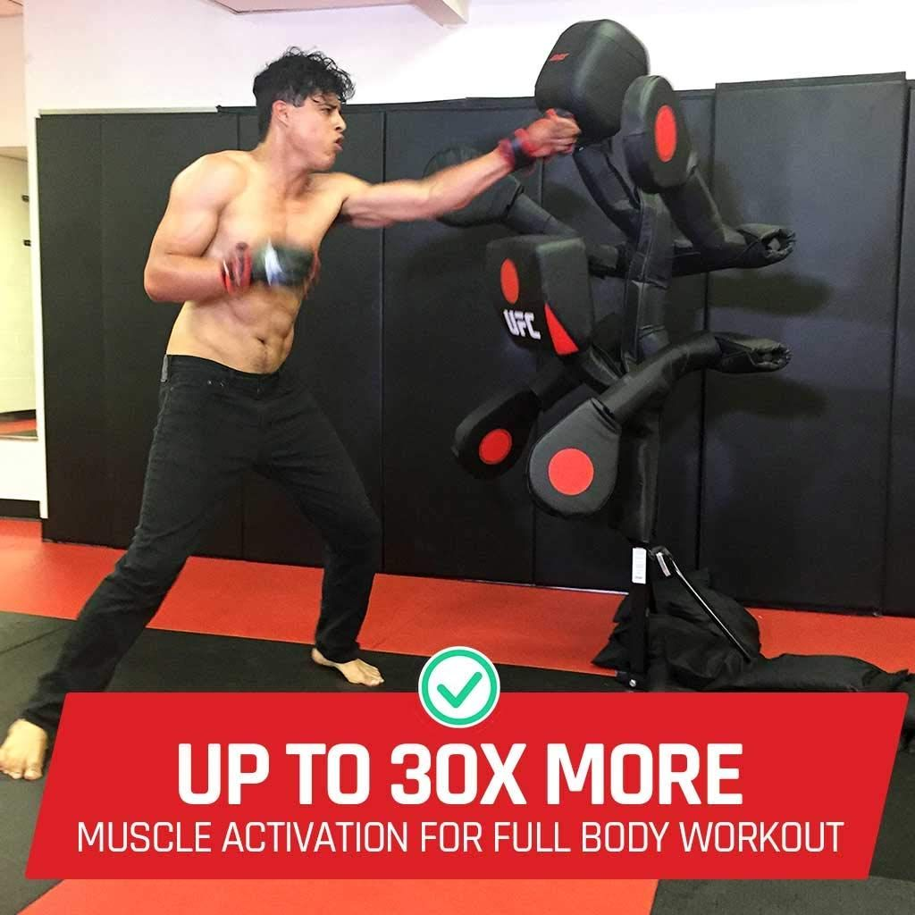 Bas Ufc Body Action System Professional Freestanding Home Training Equipment System Martial Arts Training Equipment Martial Arts Training Body Action System
