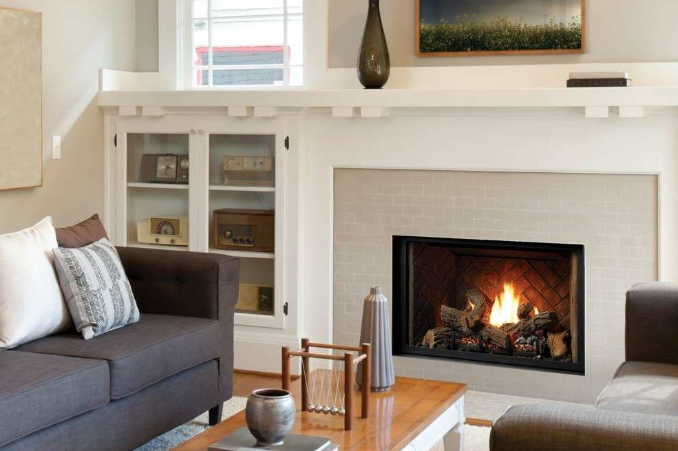 Solace Ii 36 By Marquis Modern Fireplace Movie Room Gas Fireplace
