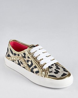 Juicy Couture Girls' Jenoveve Sneakers