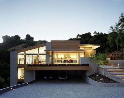 foto rumah minimalis modern beraneka karakter | rumalis
