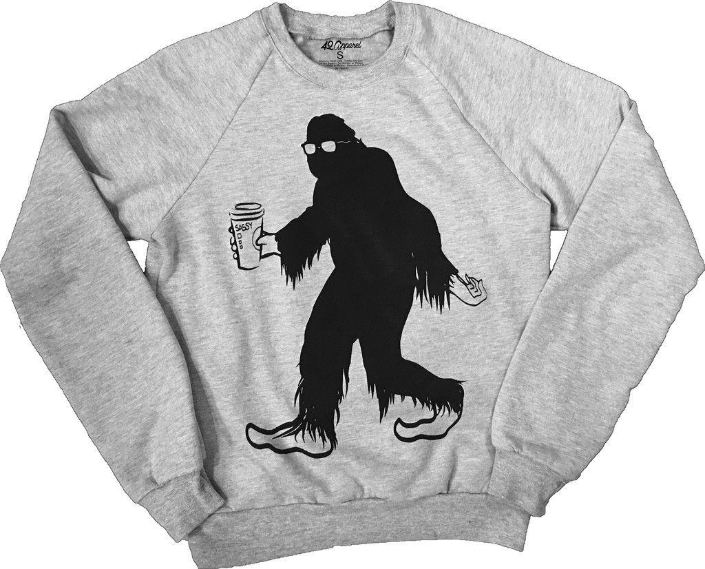 Sassy Crew Crew Neck Sweater Graphic Sweatshirt Crew [ 826 x 1024 Pixel ]