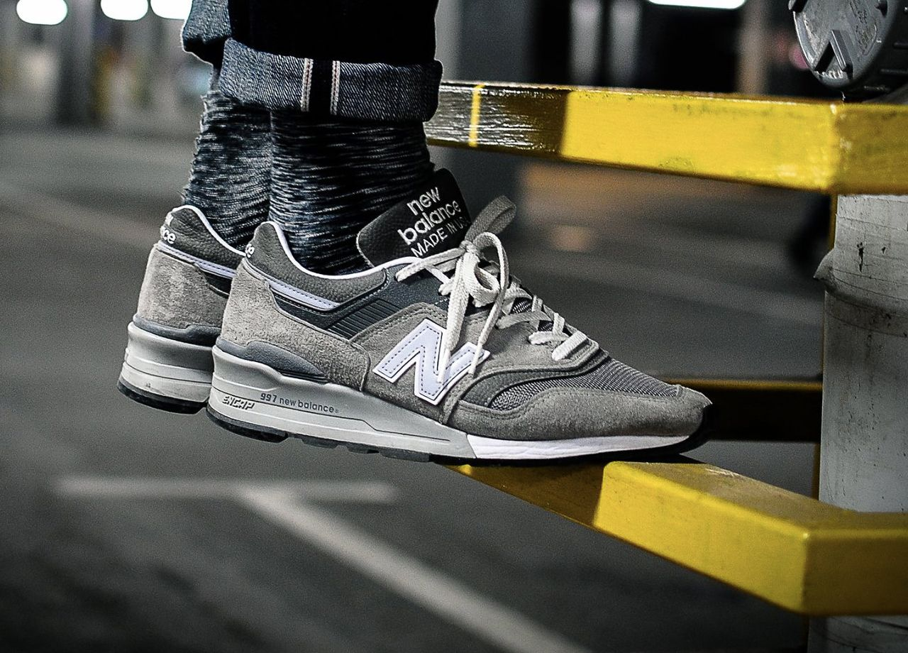 New Balance 997 GY 2014 (by ka_myk) Sports shoes for
