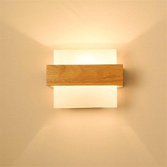 Wmshpeds Moderne, Bedside LED Wandleuchte, einfache Kreativität