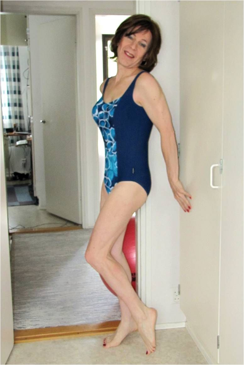 swimsuit crossdress 1000+ images about Tgirls in swimsuits on Pinterest | Posts, Muscle men and  Lingerie girls