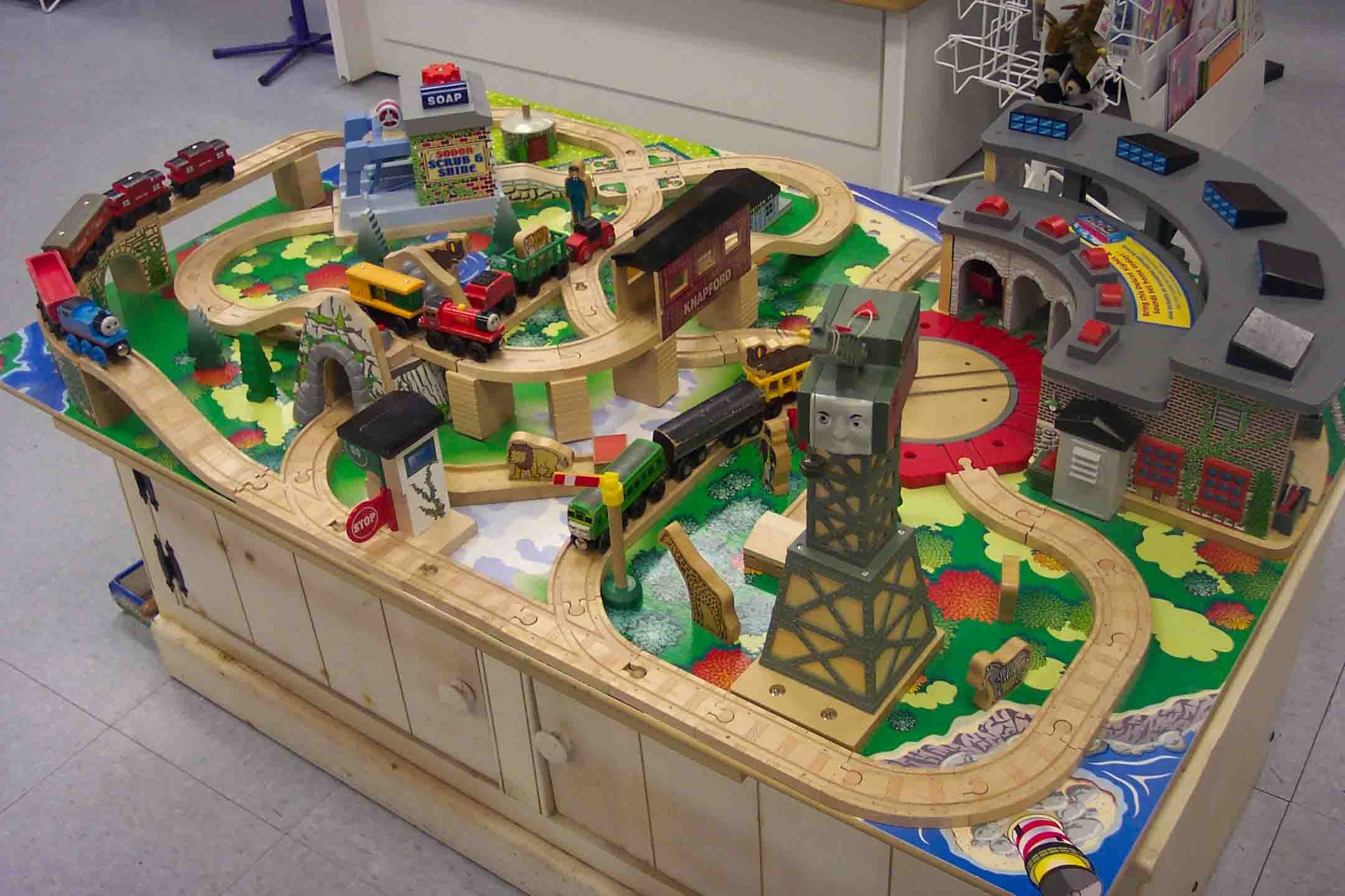 thomas train table designs - Google Search & thomas train table designs - Google Search | Thomas the Train and ...