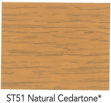 Hallman/Lindsay Semi Transparent Stain In Natural Cedartone