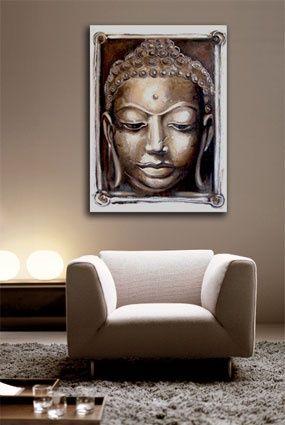 """""""The secret to your inner selves"""" Maleri. Olje på canvas."""