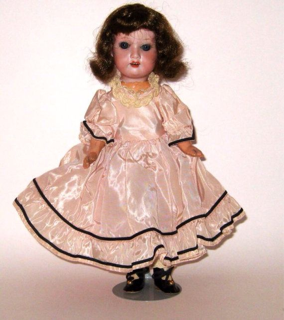 Armand Marseille Antique Doll 390 A 5/0 by MistysEmporium on Etsy:):