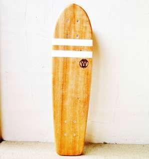 Handmade Eco Friendly Rare Queensland Maple Hardwood