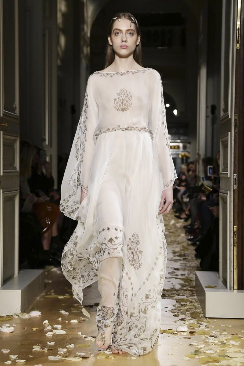 Valentino Couture Spring Summer 2016 Paris