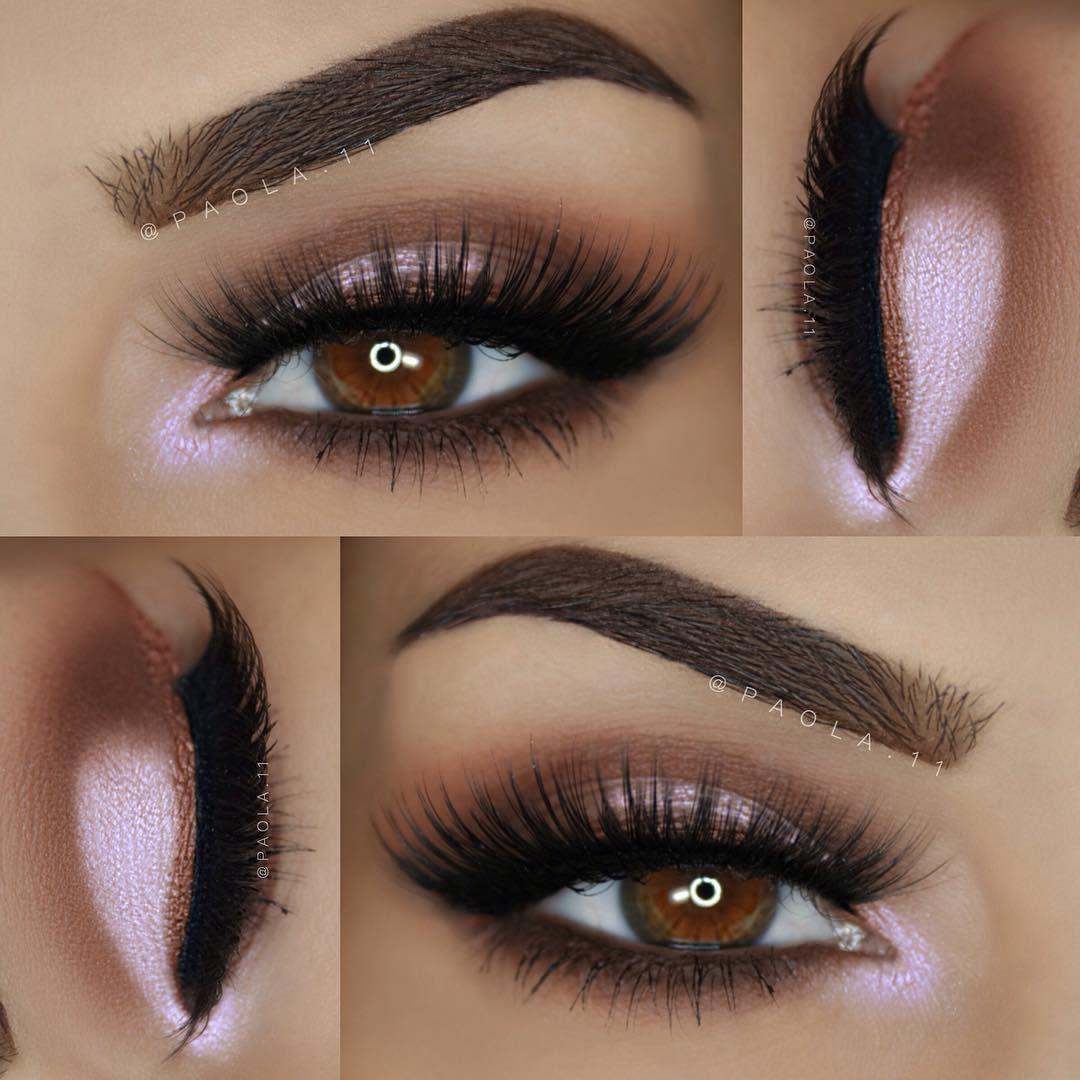P A O L A On Instagram Brows Anastasiabeverlyhills Dipbrow In Auburn And Dark Brown Eyes Kikocosmeticsofficial Eye Makeup Eye Make Up Eyeshadow [ 1080 x 1080 Pixel ]