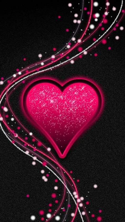 Images By Stacy Smith On HEARTS   Heart Wallpaper, Colorful