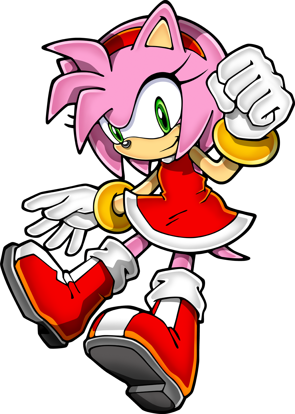 Amy Rose Amy Rose Sonic Sonic And Amy