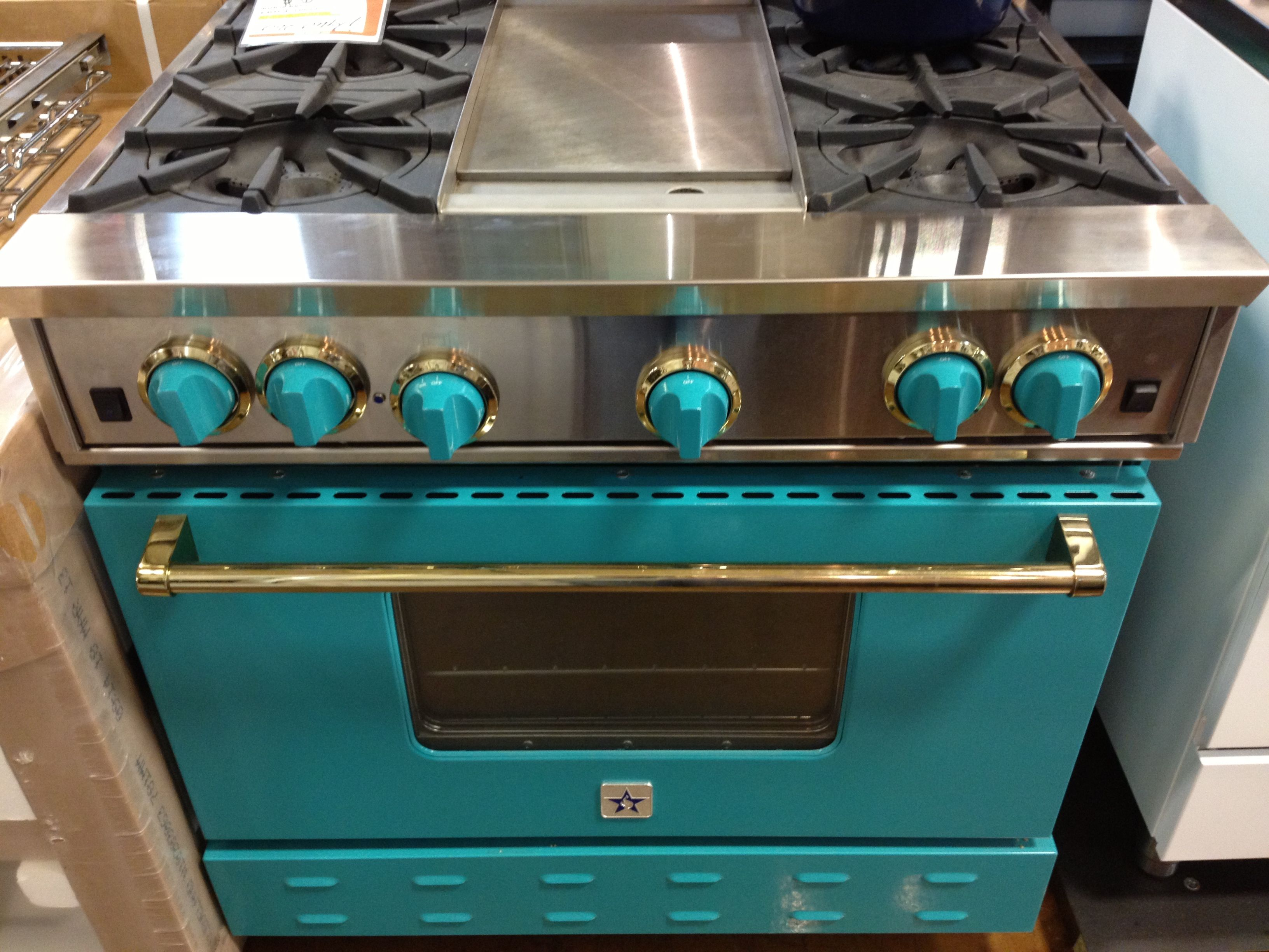 I M In Love With This Blue Star Stove It Comes In Every Color Of The Rainbow Seriously Farmhouse Chic Kitchen Kitchen Inspirations Kitchen Renovation