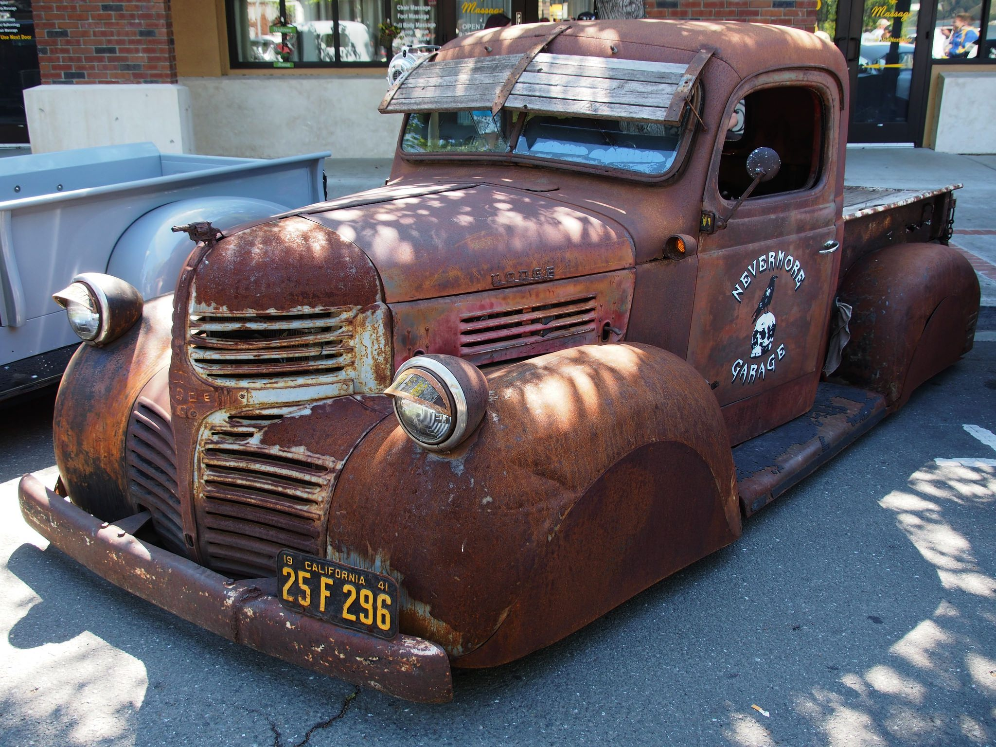 1941 Dodge Pickup Rat Rod Photo By Jack Snell Dodge Pickup Classic Chevy Trucks Old Dodge Trucks