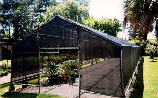 Horticultural Shade Screen Nursery Tarp Greenhouse Material Plant Farm Agriculture Mesh Cloth Cover