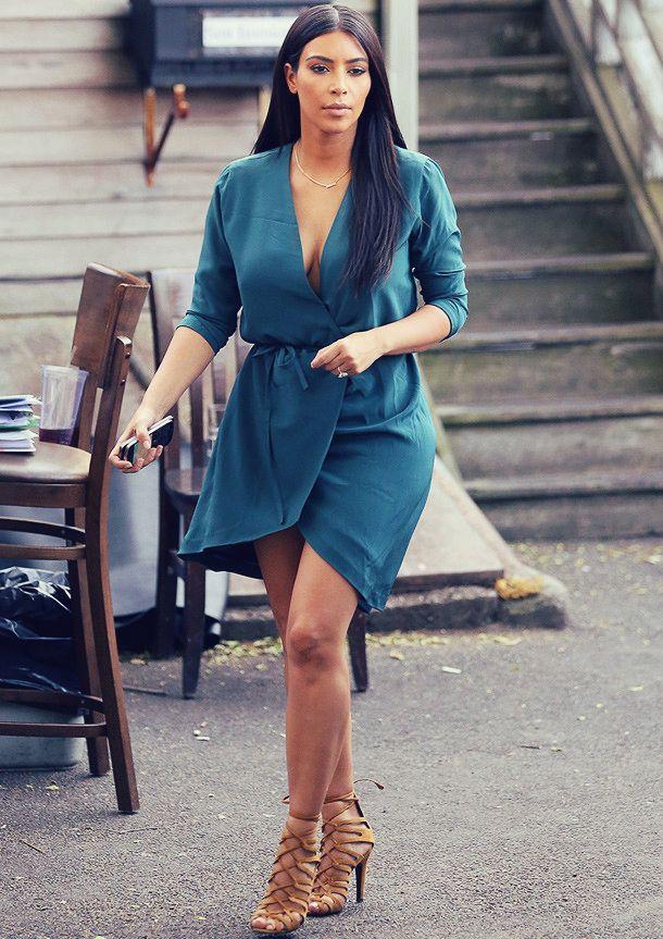 bow down   Kim Kardashian   the inner sparkle