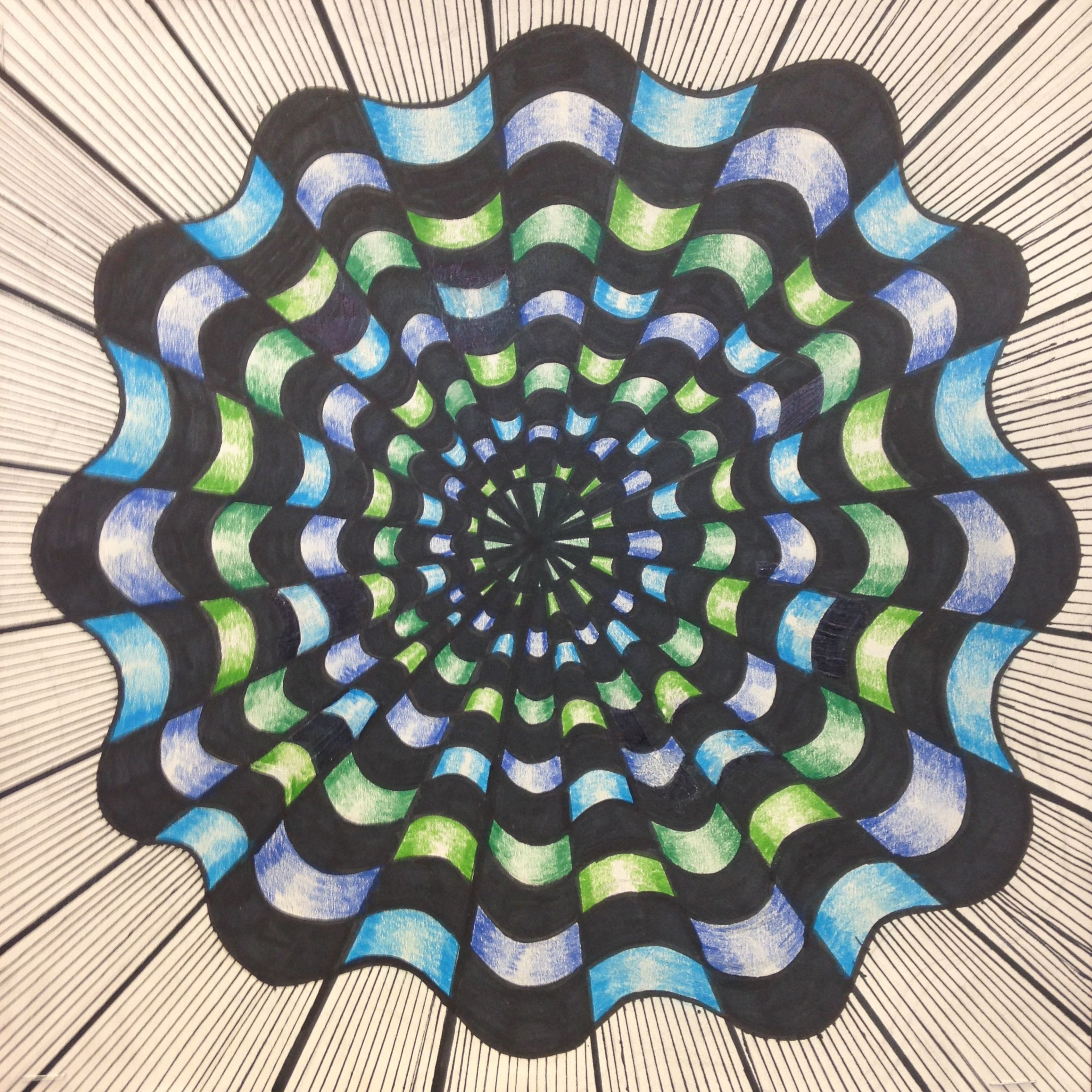 Pin By Lily Watson On Optical Illusions In