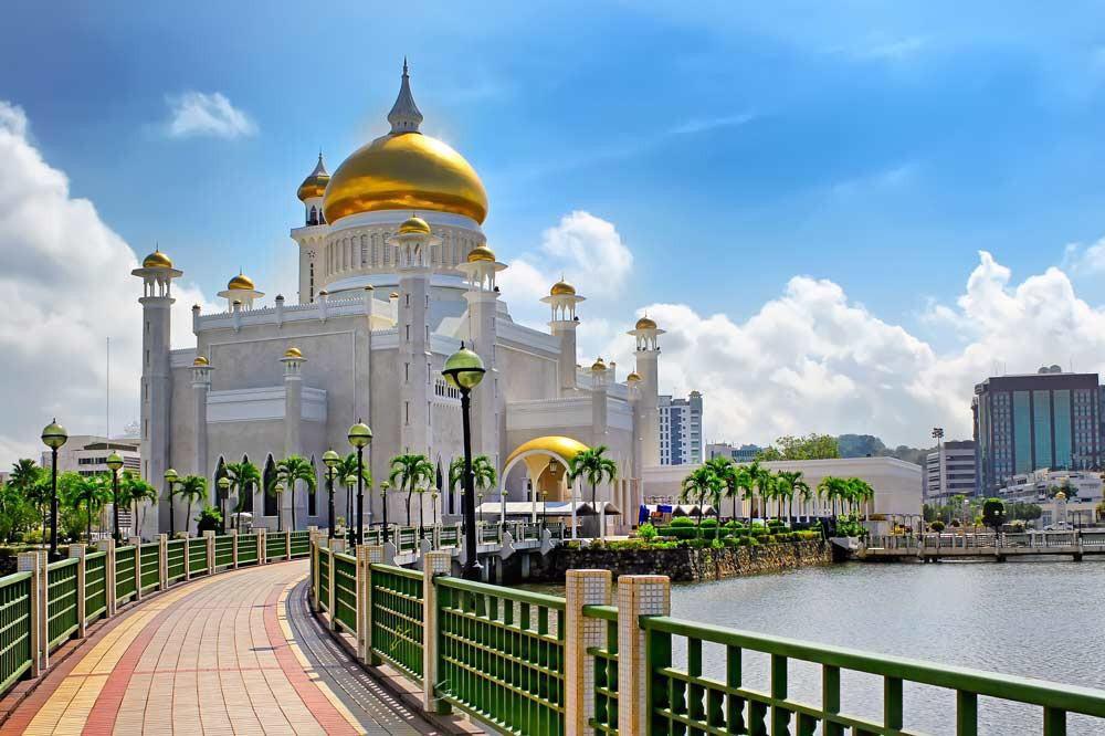 Istana Nurul Iman Brunei